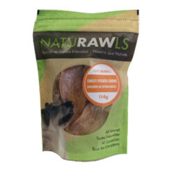 NatuRAWls Sweet Potato Chews