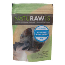 NatuRAWls Wild Salmon Dog Treats