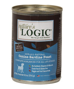 Nature's Logic Sardine Feast Canned Dog Food