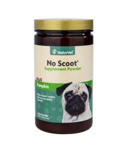 NaturVet No Scoot Dog Powder Supplement