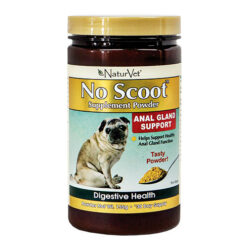 NaturVet No Scoot Dog Powder Supplement