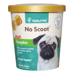 NaturVet No Scoot Dog Soft Chews