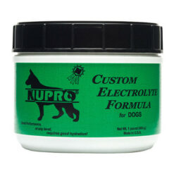 Nupro Custom Electrolyte Formula Dog Supplement