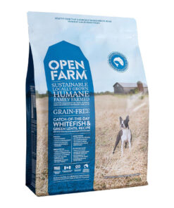 Open Farm Grain-Free Catch-of-the-Day Whitefish & Green Lentil Dry Dog Food