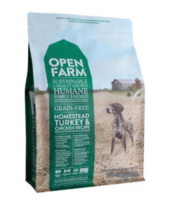 Open Farm Grain-Free Homestead Turkey & Chicken Dry Dog Food