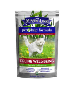 Pet Kelp Well Being Formula for Cats