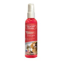 Sentry Petrodex Veterinary Strength Dog & Cat Breath Spray