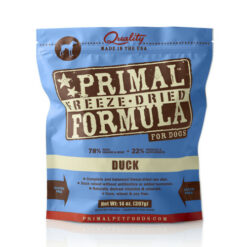 Primal Duck Formula Freeze-Dried Dog Food