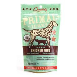 Primal Jerky Chicken Nibs Dog & Cat Treats