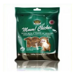 Quality House Brand Freeze-dried Chicken Bites Dog treats