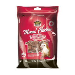 Quality House Brand Freeze-dried Chicken Necks Dog treats