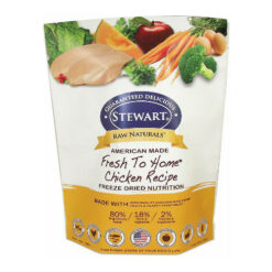 Stewart® Raw Naturals™ Freeze Dried Chicken Recipe Dog Food