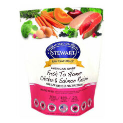Stewart® Raw Naturals™ Freeze Dried Chicken & Salmon Recipe Dog Food