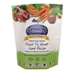 Stewart® Raw Naturals™ Freeze Dried Lamb Recipe Dog Food
