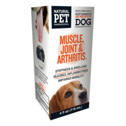 Tomlyn Natural Pet Dog Muscle, Joint & Arthritis Supplement Water Additive