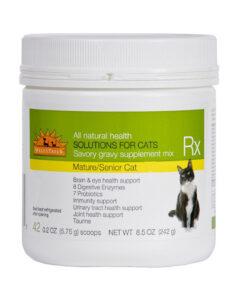 WellyTails Mature/Senior Cat Rx Formula Supplement