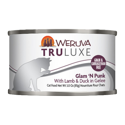 Weruva Truluxe Glam 'N Punk with Lamb & Duck in Gelee Canned Cat Food
