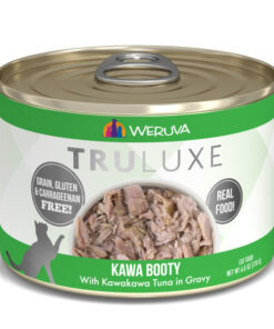 Weruva Truluxe Kawa Booty with Kawakawa Tuna in Gravy Canned Cat Food