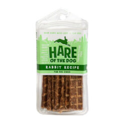 Hare of the Dog 100% Rabbit Big Dog Jerky Treats