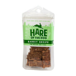 Hare of the Dog 100% Rabbit Medium Dog Jerky Treats