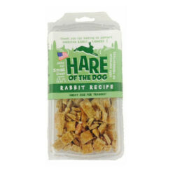 Hare of the Dog 100% Rabbit Training Dog Jerky Treats