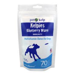 Pet Kelp Kelpies Blueberry Wave Treats