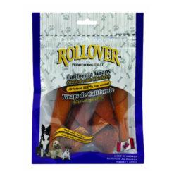 Rollover California Wraps Chicken