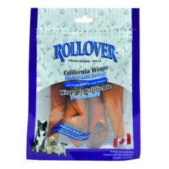 Rollover California Wraps Turkey