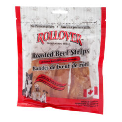 Rollover Roast Beef Strips