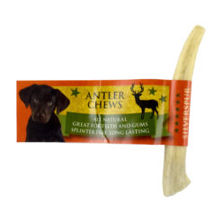 """Silver Spur Solid Antler Small 3.5-4"""""""