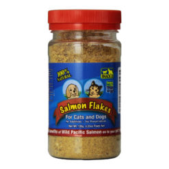 Snack 21 Salmon Flakes for Cats and Dogs