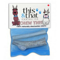 This & That Canine Antler Chews Small 2ct