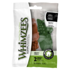 Whimzees Alligator Dental Dog Treats