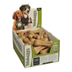 Whimzees Rice Bones Dental Dog Treats