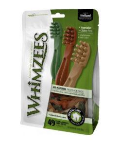 Whimzees Toothbrush Dental Dog Treats