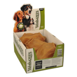 Whimzees Veggie Ears Dental Dog Treats