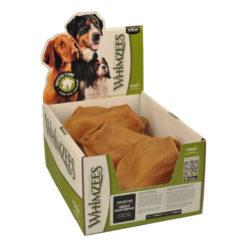 Whimzees Veggie Ears Dental Dog Treats
