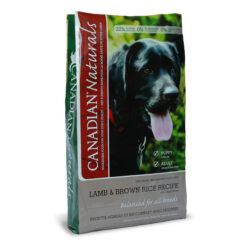 Canadian Naturals Lamb & Brown Rice Dry Dog Food