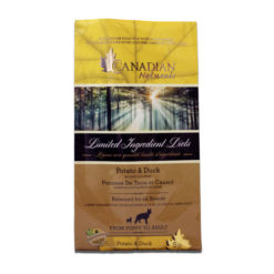 Canadian Naturals Potato & Duck Grain Free Dry Dog Food