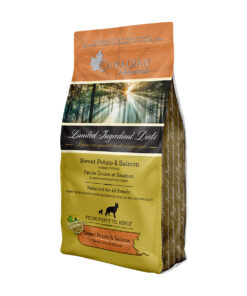 Canadian Naturals Grain Free Limited Ingredient Diets Potato & Salmon Dry Dog Food