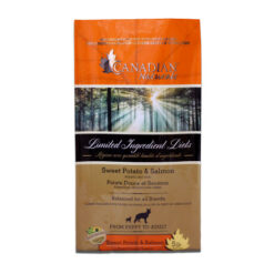 Canadian Naturals Potato & Salmon Grain Free Dry Dog Food