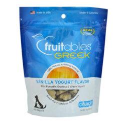 Fruitables Greek Vanilla Yogurt Dog Treats