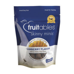 Fruitables Skinny Minis Yamberry Flavor Soft & Chewy Dog Treats