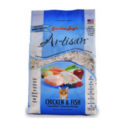 Grandma Lucy's Freeze-Dried Grain-Free Artisan Chicken & Fish Cat Food