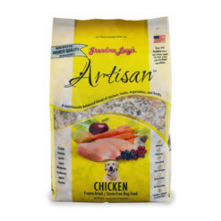 Grandma Lucy's Freeze-Dried Grain-Free Artisan Chicken Dog Food