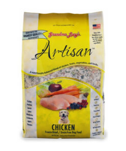 Grandma Lucy's Freeze-Dried Grain-Free Artisan Chicken Dog Food
