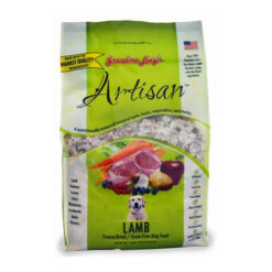 Grandma Lucy's Freeze-Dried Grain-Free Artisan Lamb Dog Food