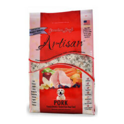 Grandma Lucy's Freeze-Dried Grain-Free Artisan Pork Dog Food