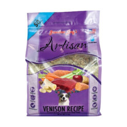 Grandma Lucy's Freeze-Dried Grain-Free Artisan Venison Dog Food