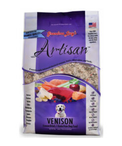 Grandma Lucy's Freeze-Dried Grain-Free Artisan Venison Dog Food